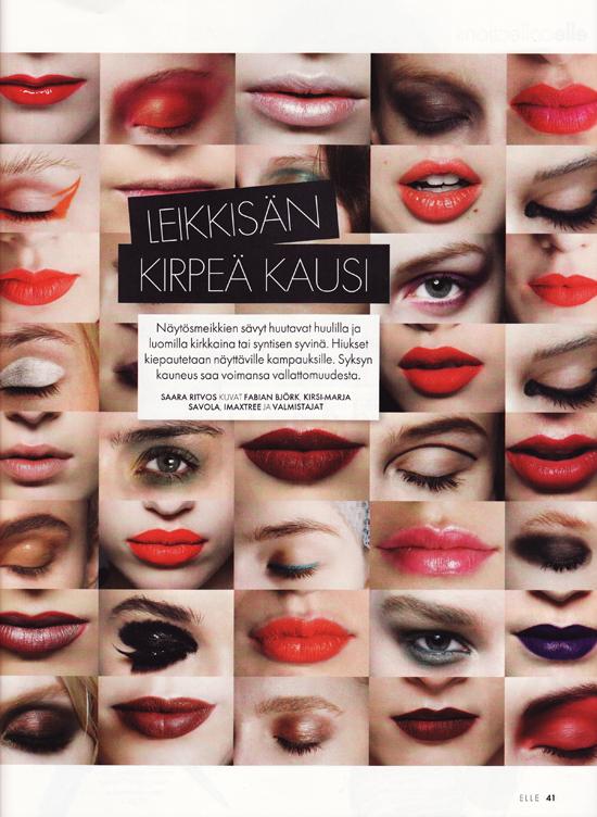Elle Collections Kevät 2009